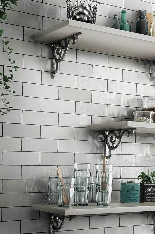 Camden tiles for your kitchen