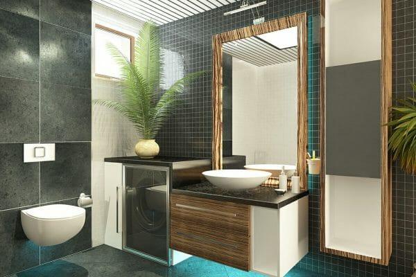 hotel style bathroom inspiration 2