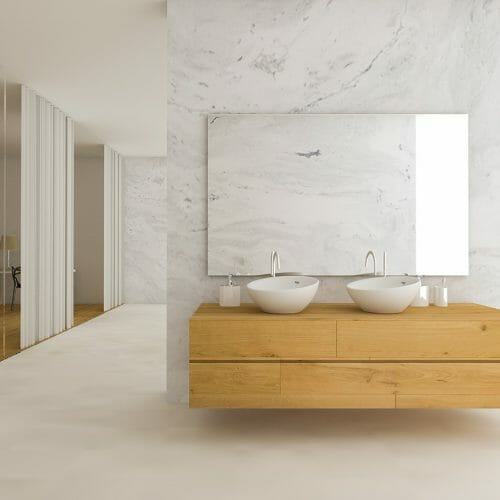 hotel style bathroom inspiration