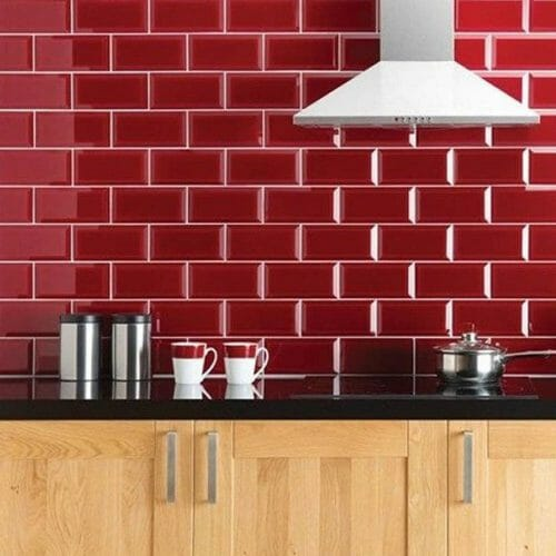 bevel kitchen tiles